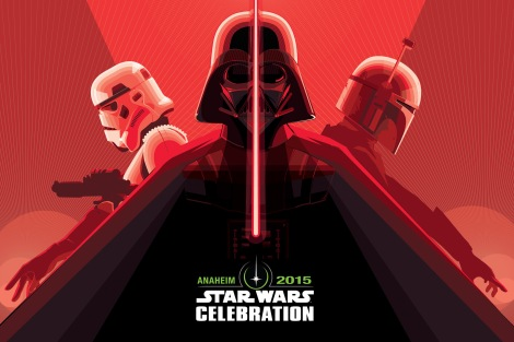 star-wars-celebration-2015-official-vader-red-poster-by-craig-drake