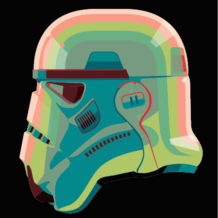 star-wars-celebration-2015-official-variant-stormtrooper-by-craig-drake