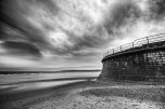 The Winters Beach at Filey January 7th 2015