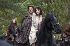 Jamie & Claire Outlander