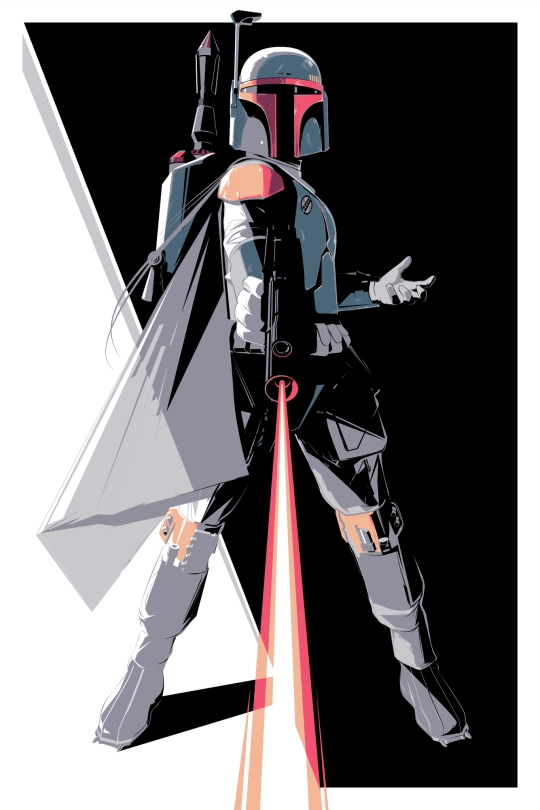 Boba Fett by Craig Drake Star Wars