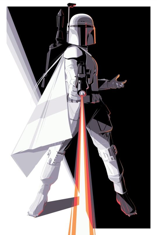 Proto Boba Fett by Craig Drake Star Wars
