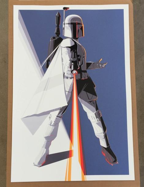 Proto Boba Fett Variant by Craig Drake Star Wars