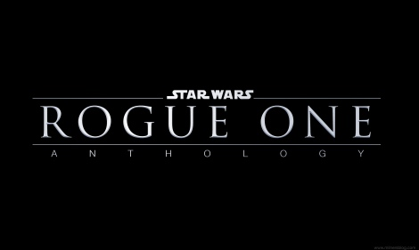 Star Wars Rogue One Teaser Trailer Logo