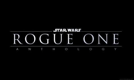 Star Wars Rogue One Teaser Trailer Logo
