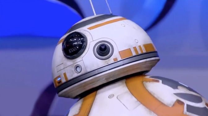 The Real BB8
