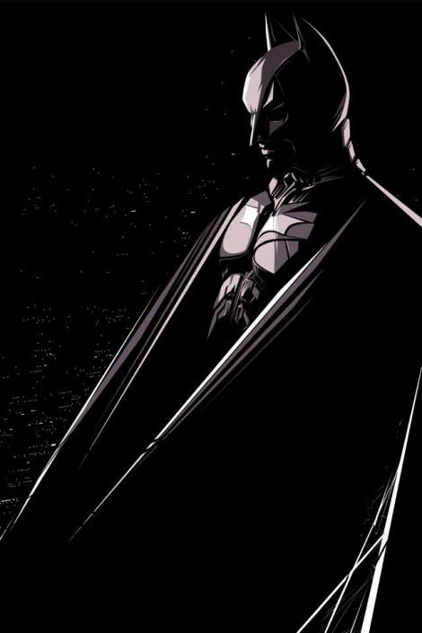 BATMAN THE DARK KNIGHT BY CRAIG DRAKE SOLO SHOW II HERO COMPLEX GALLERY