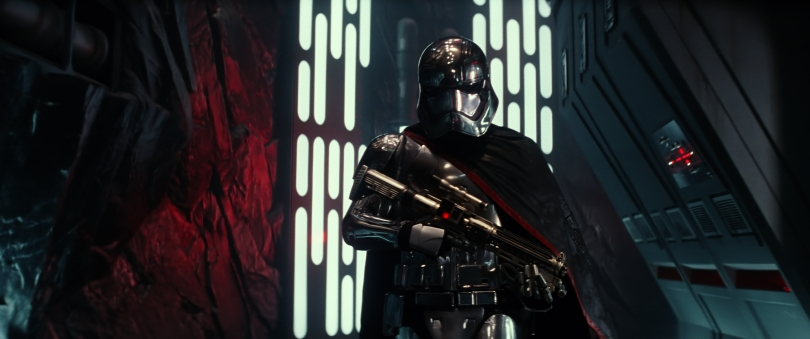 Chrome Trooper or Captain Phasma rumored to be Gwendoline Christie Star Wars The Force Awakens