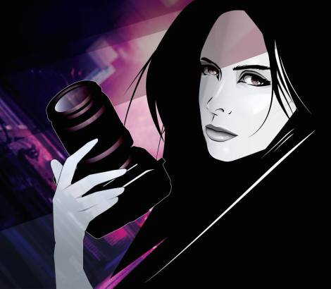 Jessica Jones Mondo Art by Craig Drake