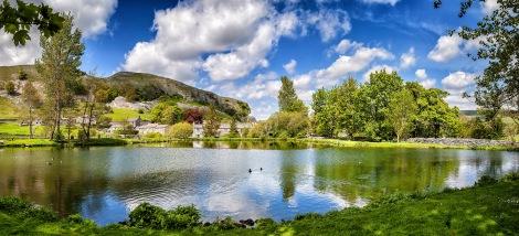 Kilnsey Park Trout Farm © Carl Milner 2015