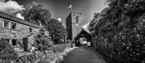 St Mary's Church Kettlewell © Carl Milner 2015