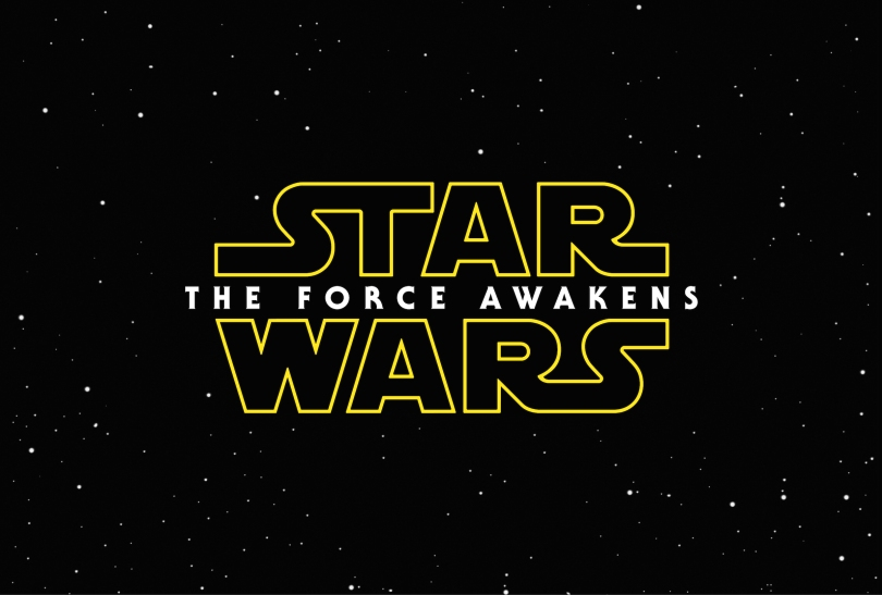 Star Wars- Episode VII the next chapter in the Star Wars saga opening December 18 2015