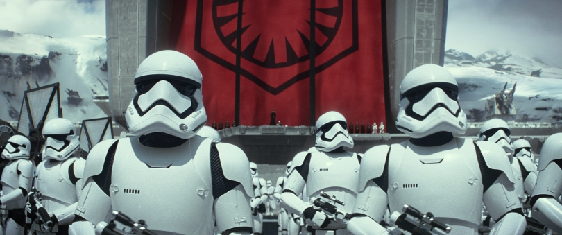 The new Empire The First Order Star Wars The Force Awakens