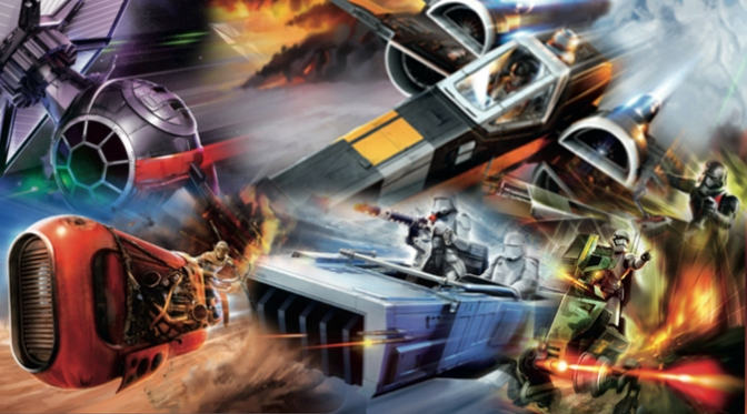 Hasbro: The Force Awakens Force Friday Catalog