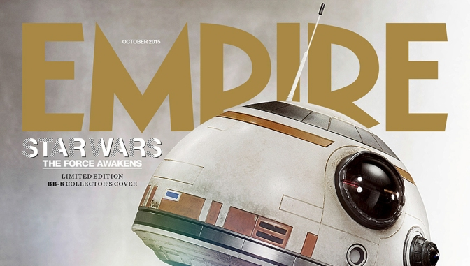 The BB-8 Collectors Cover