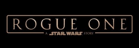 Star Wars Anthology Rogue One Main Title Logo