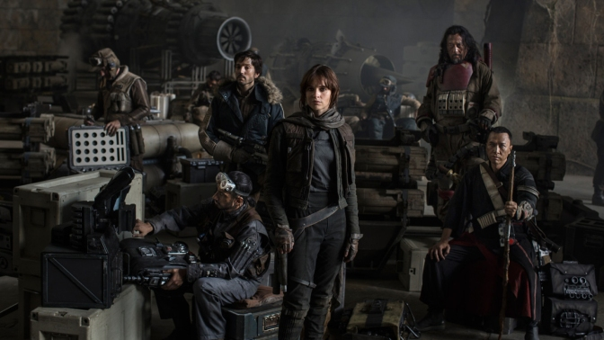 Rogue One : The Cast