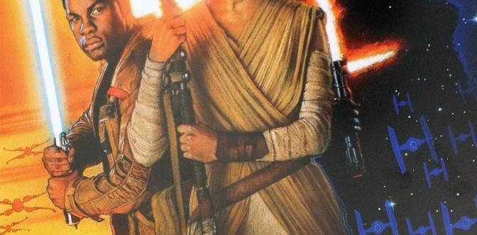 Finn the Jedi?