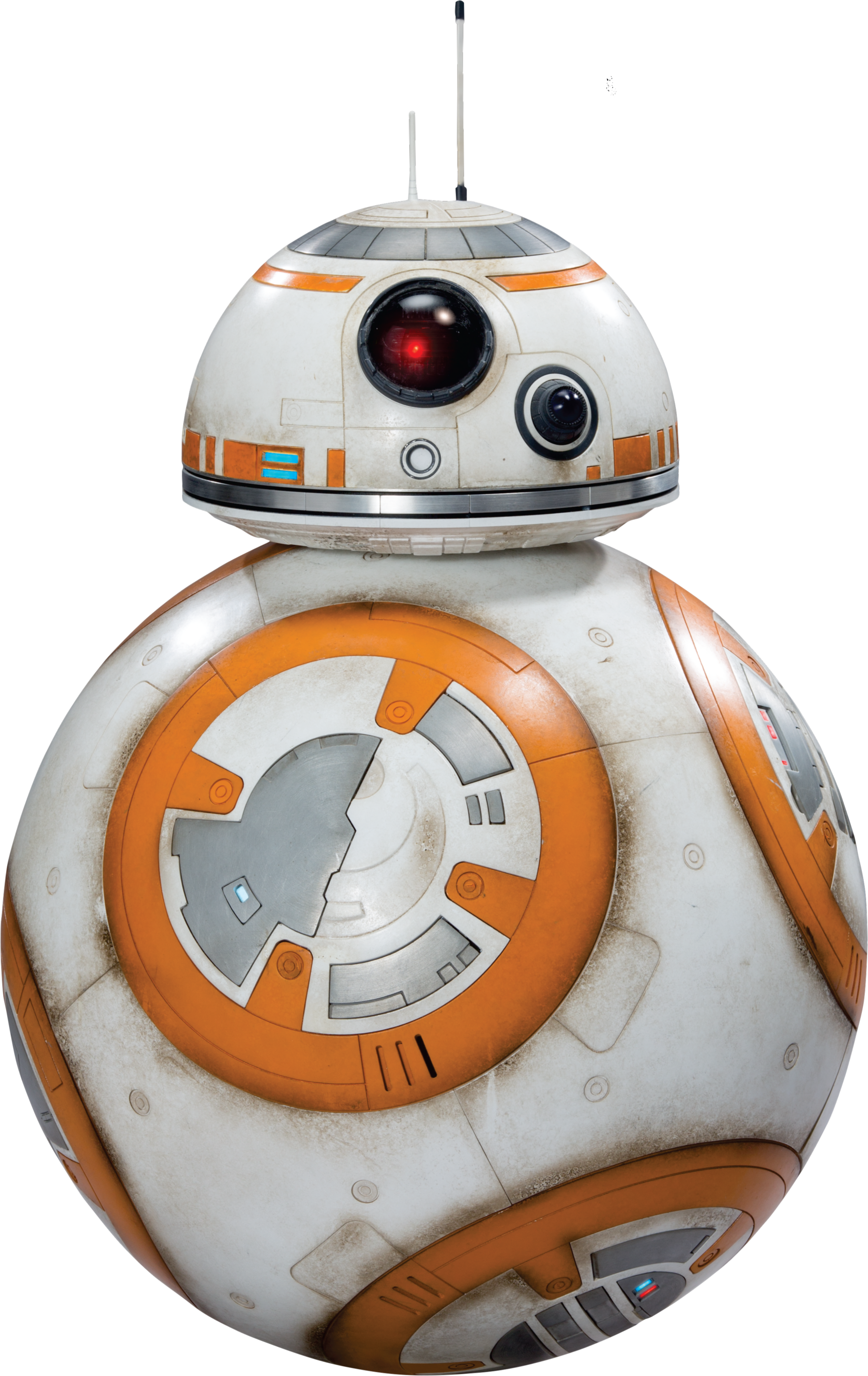 Bb 8 star wars ep7 the force awakens characters cut out - Film transparent autocollant ...