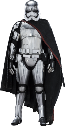 Captain Phasma Star-Wars-Ep7-The-Force-Awakens-Characters-Cut-Out-with-Transparent-Background_30