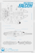 maxi-poster-star-wars-millennium-falcon