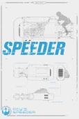 maxi-poster-star-wars-rey-s-speeder