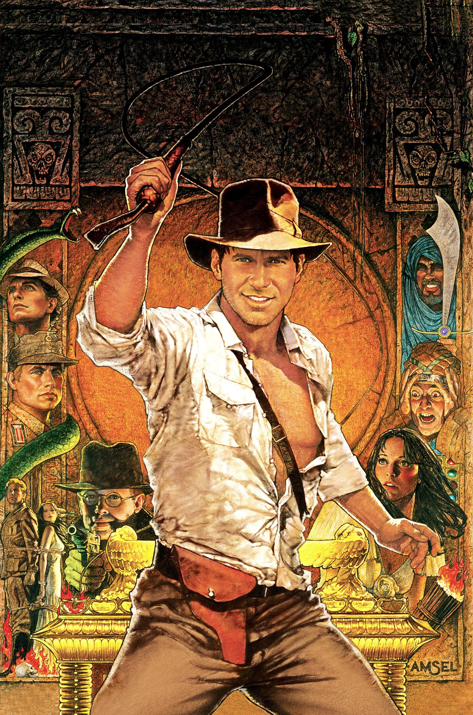 "raiders of the lost art essay Free essay: jon rohrbaugh raiders of the lost ark 57:33-1:01:00 ""uncovering the well of soles"" i have chosen to evaluate a scene from indiana jones, raiders."