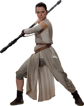 Rey Skywalker Star-Wars-Ep7-The-Force-Awakens-Characters-Cut-Out-with-Transparent-Background