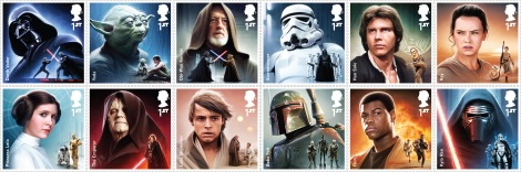 Royal Mail's Star Wars The Force Awakens Stamp Collection - Hi ResRoyal Mail's Star Wars The Force Awakens Stamp Collection - Hi Res