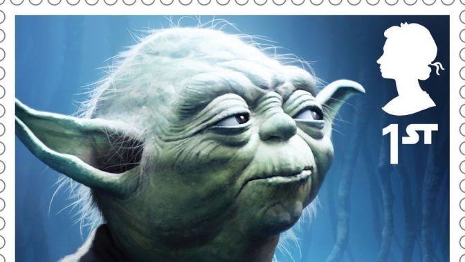 Royal Mail's Star Wars The Force Awakens Stamp Collection - MilnersBlog Header