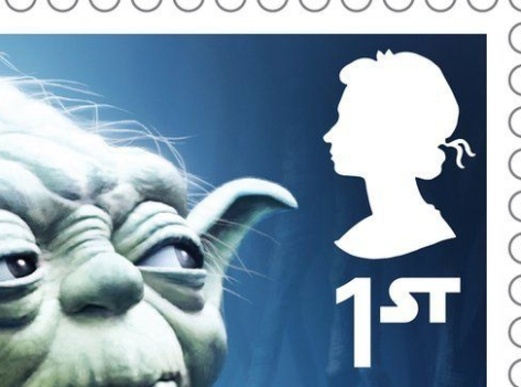 Royal Mail's Star Wars The Force Awakens Stamp Collection - Star Wars Logo