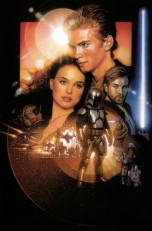 Star Wars - Episode II Attack of the Clones Poster Without Word all Text Removed