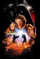 Star Wars - Episode III Revenge of the Sith Poster Without Word all Text Removed