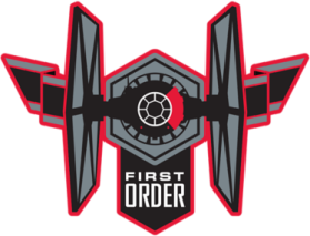 Star Wars The Force Awakens First Order and Resistance Stickers Decals Insignia_91