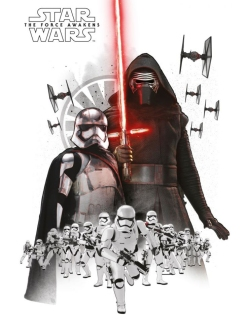 star-wars-the force awakens first order-poster