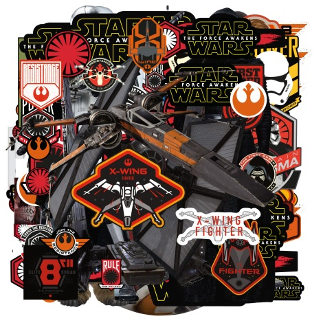 star-wars-the-force-awakens-insignia decals badges