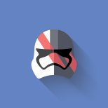 The Art of Star Wars The Force Awakens Icons - Finn the Stormtrooper