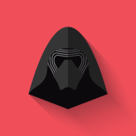 The Art of Star Wars The Force Awakens Icons - Kylo Ren
