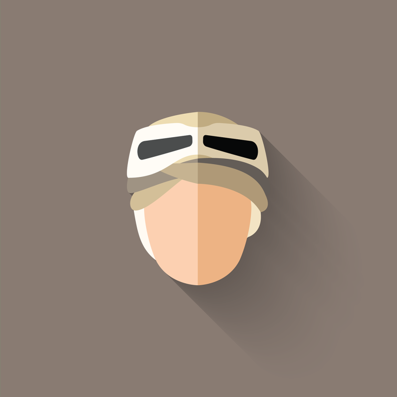 The Art of Star Wars The Force Awakens Icons - Ray
