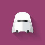 The Art of Star Wars The Force Awakens Icons - Snowtrooper