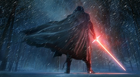 The Art of Star Wars The Force Awakens concept art by Doug Chiang