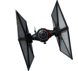 Tie Fighter Special Forces Star-Wars-The-Force-Awakens-Spacecraft-Cut-Out-with-Transparent-Background