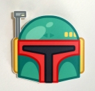 100% Soft Boba Fett Star Wars Art Awakens by Truck Torrence