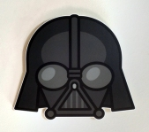 100% Soft Darth Vader Star Wars Art Awakens by Truck Torrence