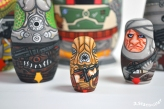 Andy Stattmiller Bounty Hunter Russian Dolls Art Awakens 1