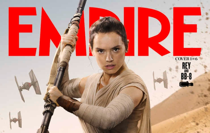 Empire Magazine: The Force Awakens Special Edition Covers