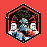 Mark Englert - The Force Awakens - Original Star Wars Art Awakens