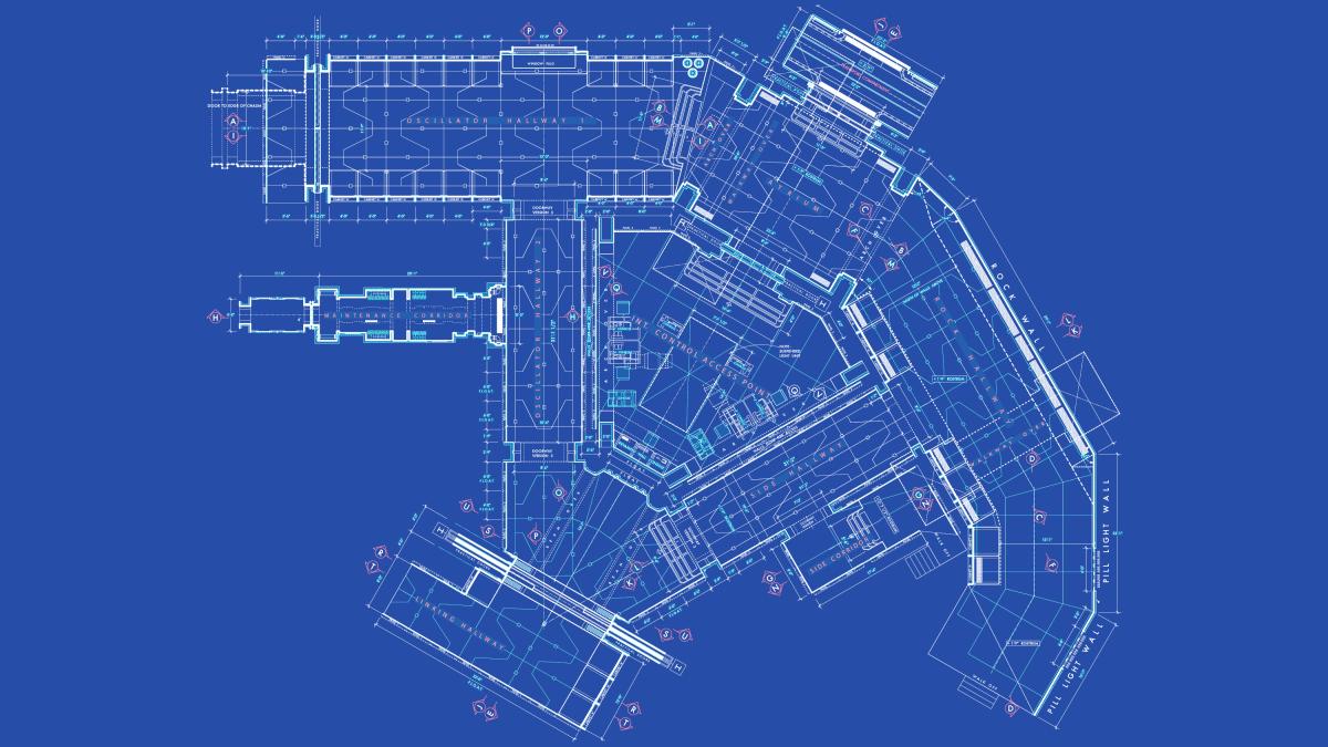 Death Star Milners Blog - Death star blueprints