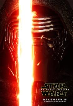 Star Wars The Force Awakens Hi Res Character Film Posters Kylo Ren