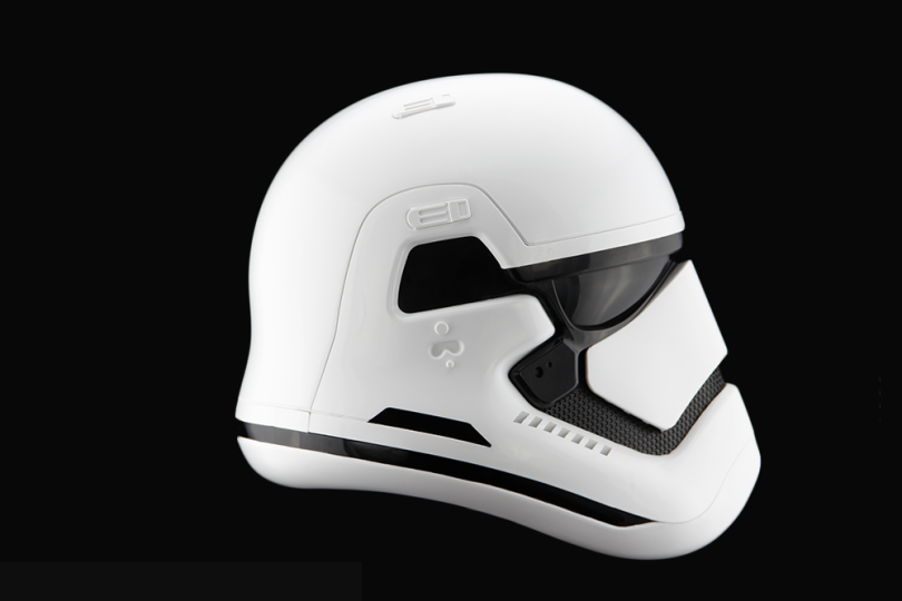 First Order Stormtrooper Replica Helmet Star Wars The Force Awakens